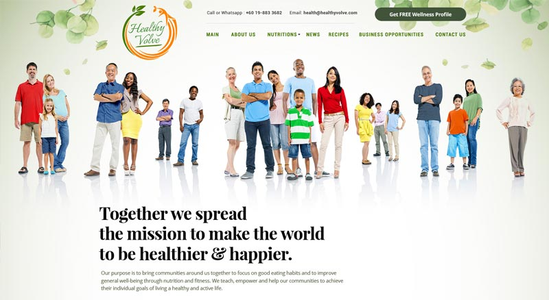 Healthy Volve Nutrition & Lifestyle Centre