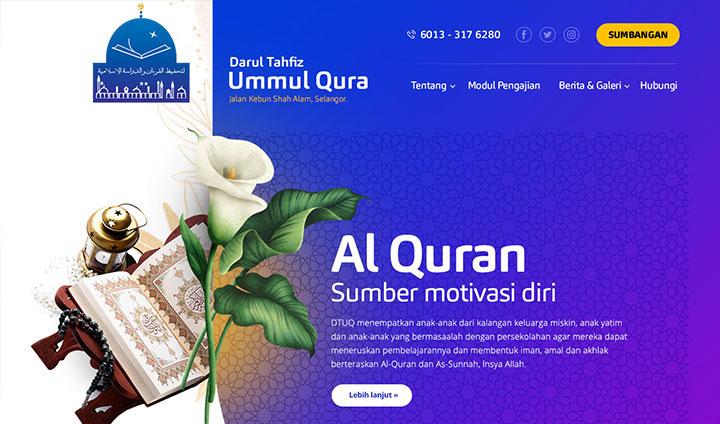 Darul Tahfiz Ummul Qura